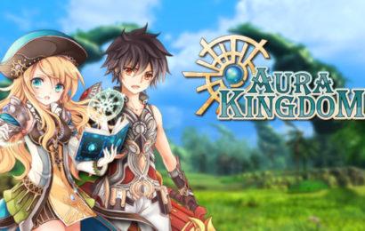 Jeu RPG Aura Kingdom