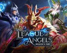 Jeu RPG League of Angels Heavens Fury