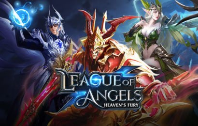 Jeu RPG League of Angels Heavens Fury