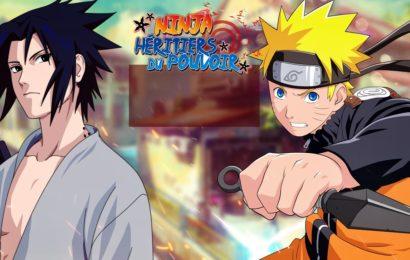 Jeu RPG Naruto – Héritiers du pouvoir