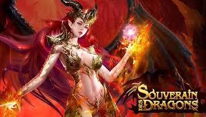 Jeu RPG Souverain des Dragons