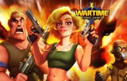 Jeu RPG Wartime