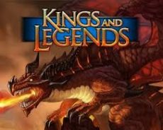 Jeu RPG Kings and Legends