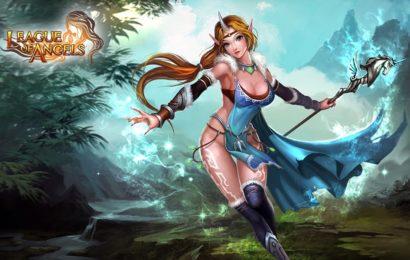 Jeu RPG – League of Angels Heavens Fury