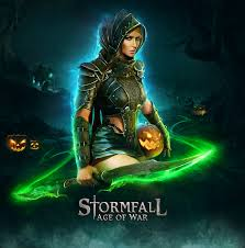 Jeu RPG – Stormfall – Age of War